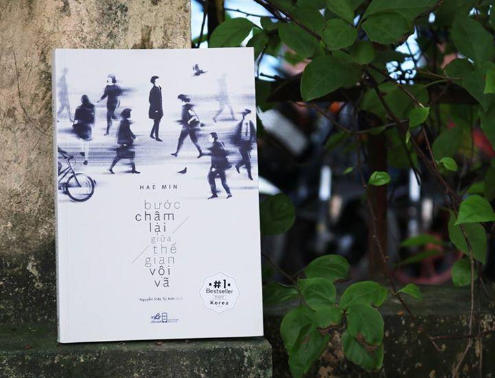 Review sách: Bước chậm lại giữa thế gian vội vã – Hae Min