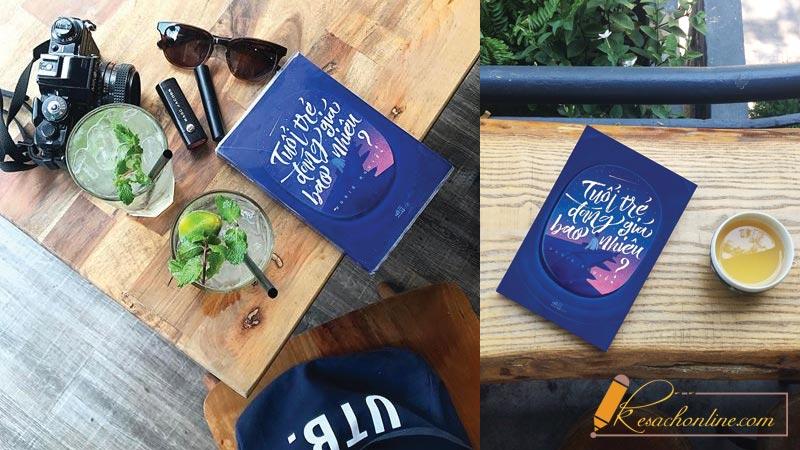 sách tuổi trẻ đáng giá bao nhiêu của rosie nguyễn