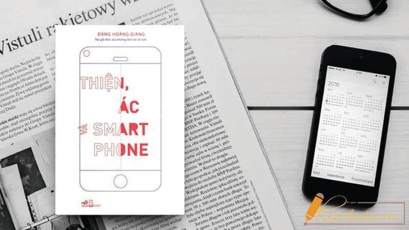 review thiện, ác và smartphone - sách hay nên đọc