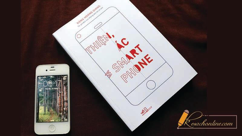 review thiện, ác và smartphone