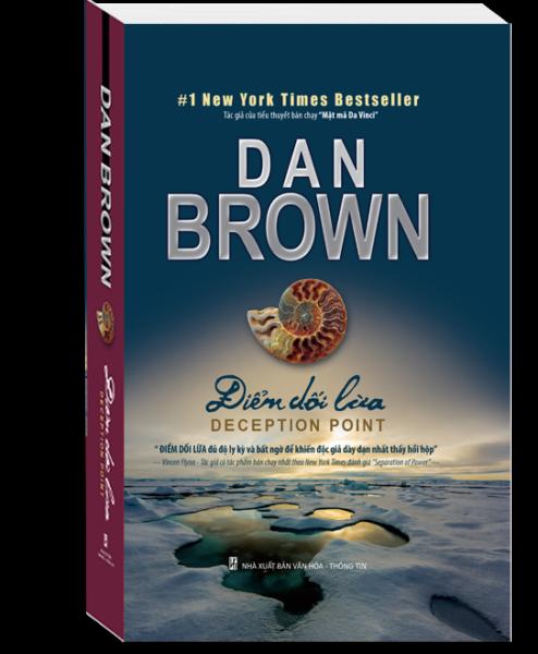 tiểu thuyết hay của dan brown - điểm dối lừa